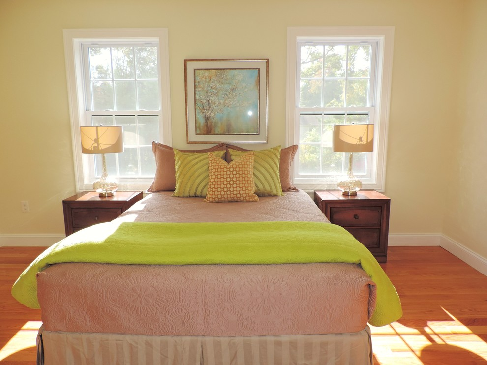 Winterberry Lane Colonial Vacant Home Staging