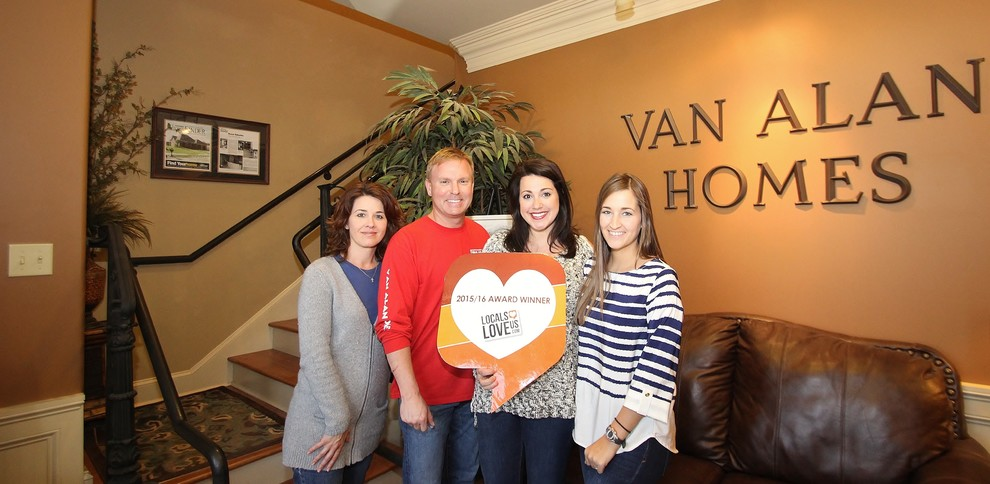 The People of Van Alan Homes