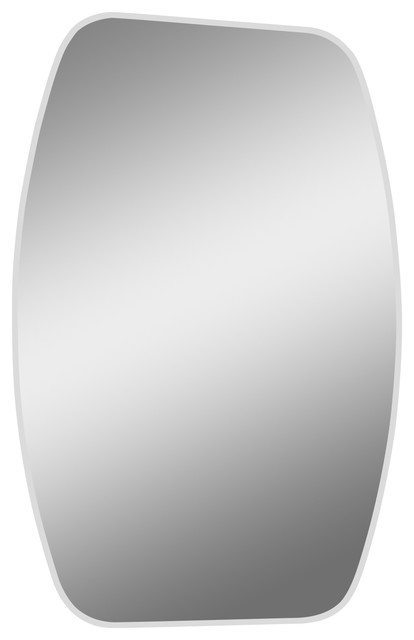 Decor Wonderland Angelina Modern Bathroom Mirror