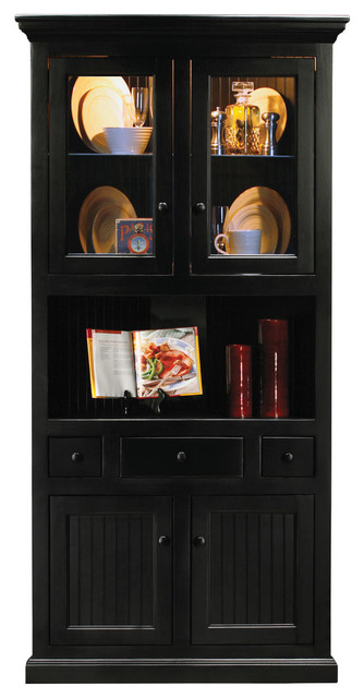 Eagle Furniture Corner Dining Hutch/Buffet - Transitional - China ...