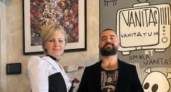 В гостях: Лофт для ценителей стрит-арта