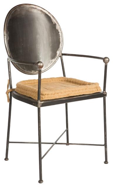 Schoolhouse Industrial Loft Steel Burlap Seat Dining Armchair industrial  dining chairsSchoolhouse Industrial Loft Steel Burlap Seat Dining Armchair  . Schoolhouse Dining Chairs. Home Design Ideas