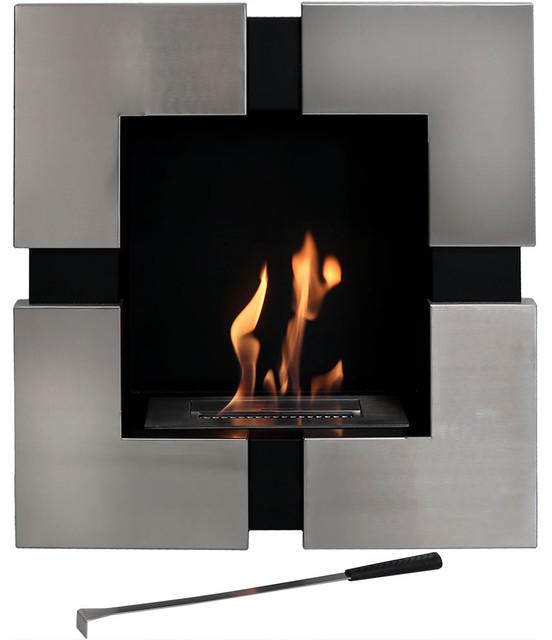 Plazmafire Wall-Mounted Ventless Gas Fireplace