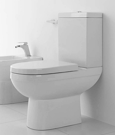 Snacken Enorm Toilet Modern Toilet Waslijn Bathroom Remodeling - Modern-bathroom-toilet