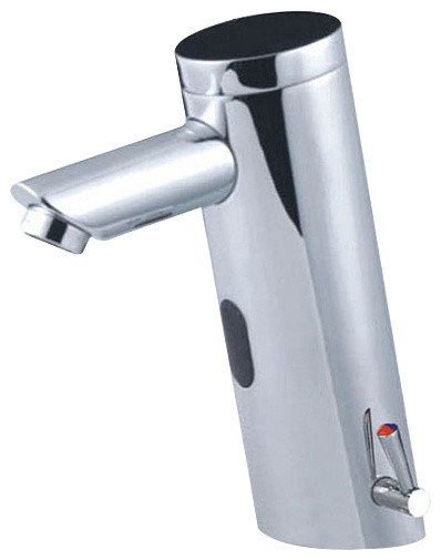 Motion Sensor Kitchen Faucet Contemporary Kitchen Faucets By Juno Showers