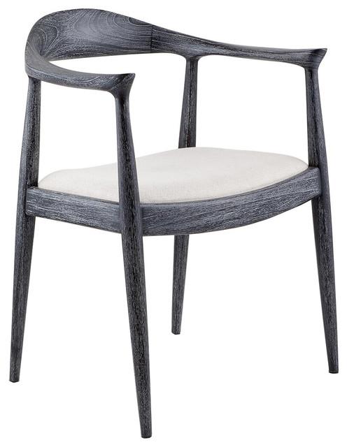 Cool Bungalow 5 Danish Armchair In Black Evergreenethics Interior Chair Design Evergreenethicsorg