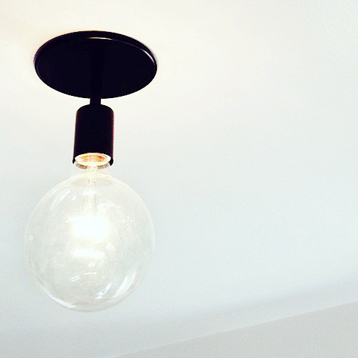 Modern Ceiling Lights Nz : Simple light contemporary ceiling lighting other