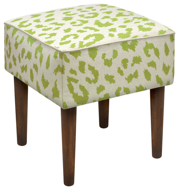 Cheetah Modern Vanity Stool Contemporary Vanity Stools  : contemporary vanity stools and benches from www.houzz.com size 604 x 640 jpeg 88kB