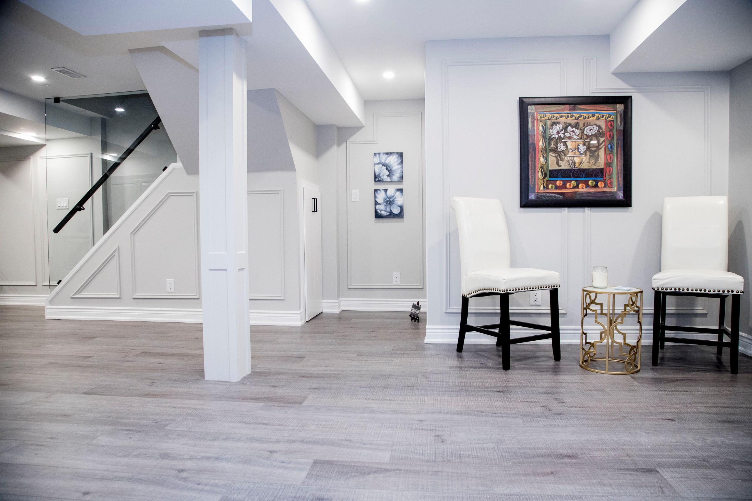 Full Home Remodeling and Basement Design and Build