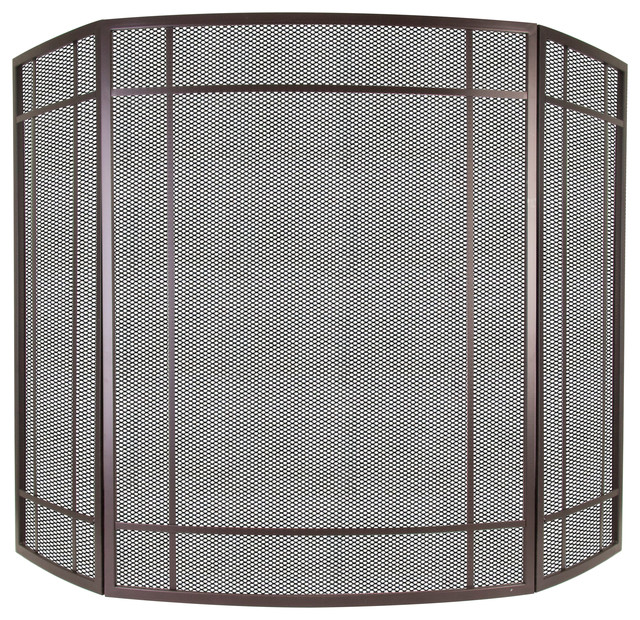 Asteria Fireplace Screen.