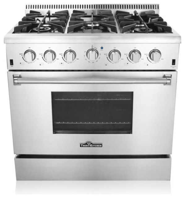 Gas & Electric Ranges