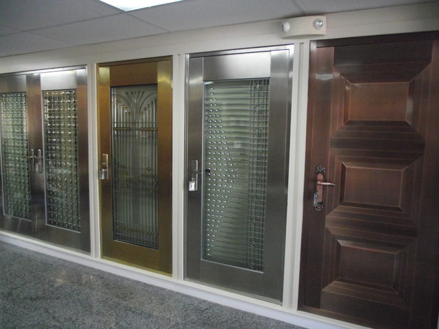 Nas doors modern front doors miami by carril for Exterior doors miami