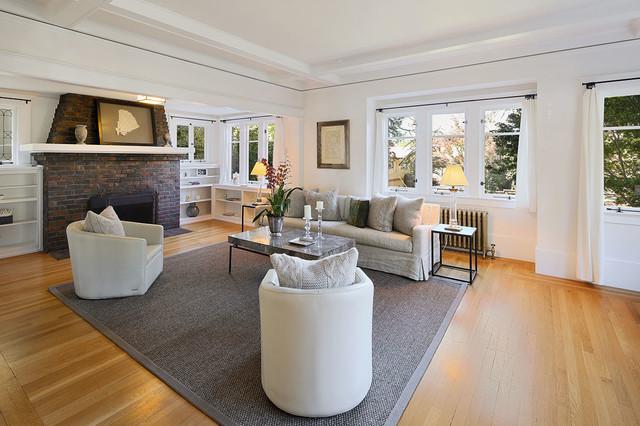 Home design - craftsman home design idea in San Francisco