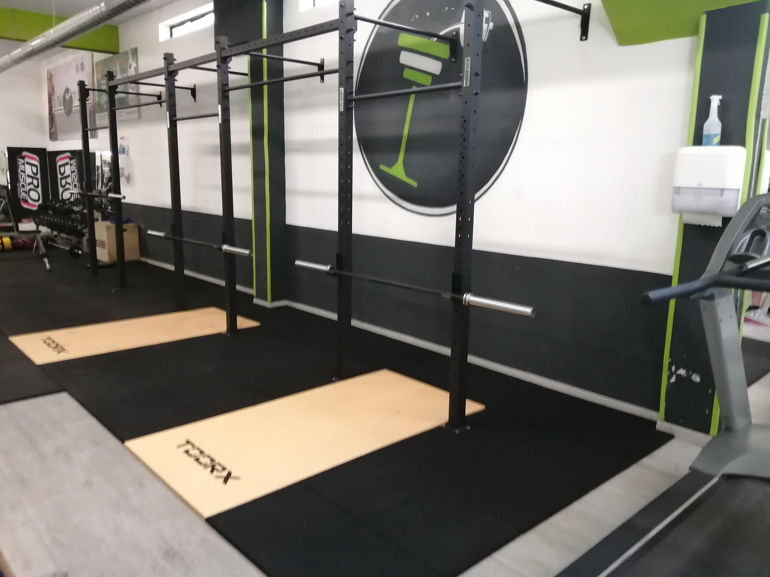PALESTRA Gym Tonic  MQ 480