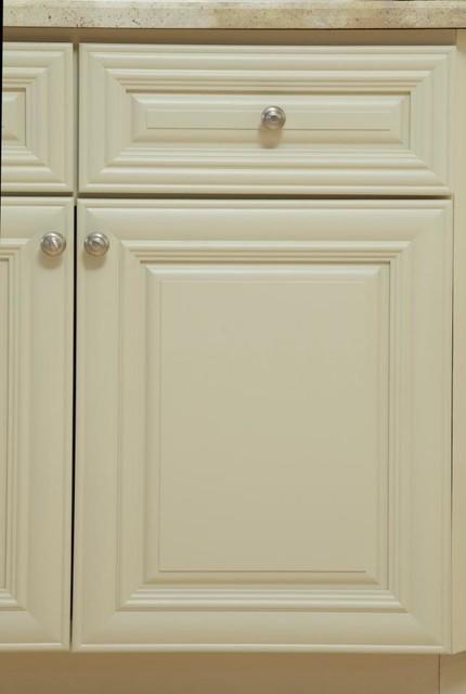 B jorgsen co victoria ivory kitchen cabinets detroit for Kitchen cabinets victoria