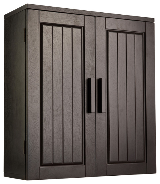 Catalina Wall Cabinet - Transitional - Medicine Cabinets - by Elegant Home Fashions