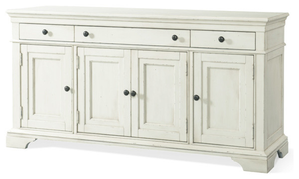 Klaussner Trisha Yearwood Home Prizefighter Entertainment Console.