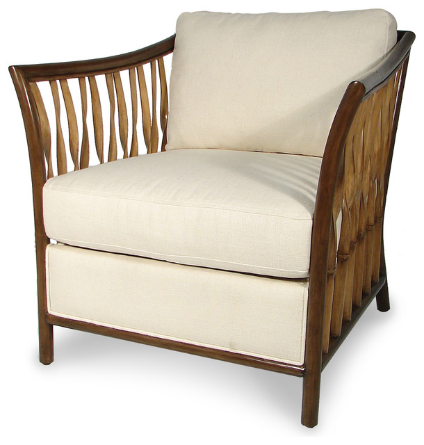 Lincoln Lounge Chair Tropical Armchairs And Accent