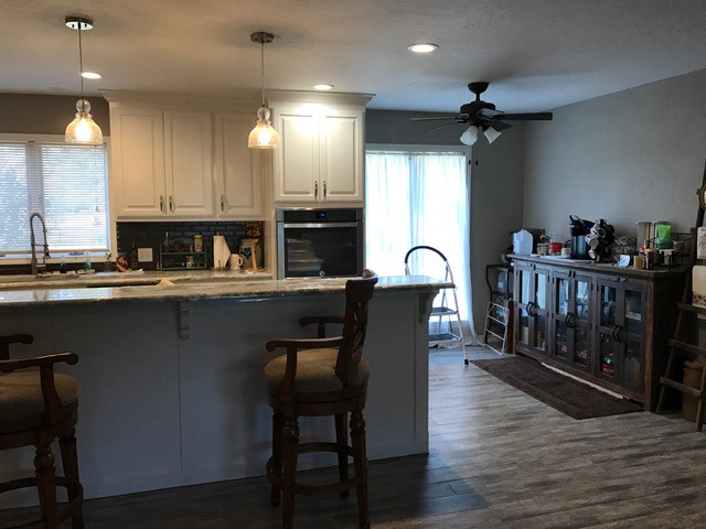 Kitchen Remodel, Kilgore, Texas