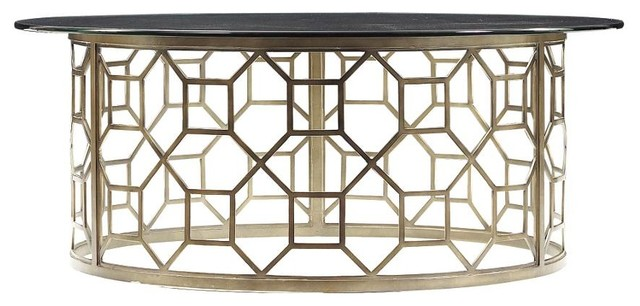Stanley Furniture Avalon Heights Roxy Gl Tail Table