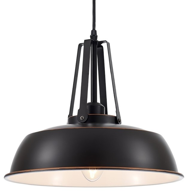 Industrial Style Pendant Fixture Lighting Dining Room Kitchen Pendant Light.