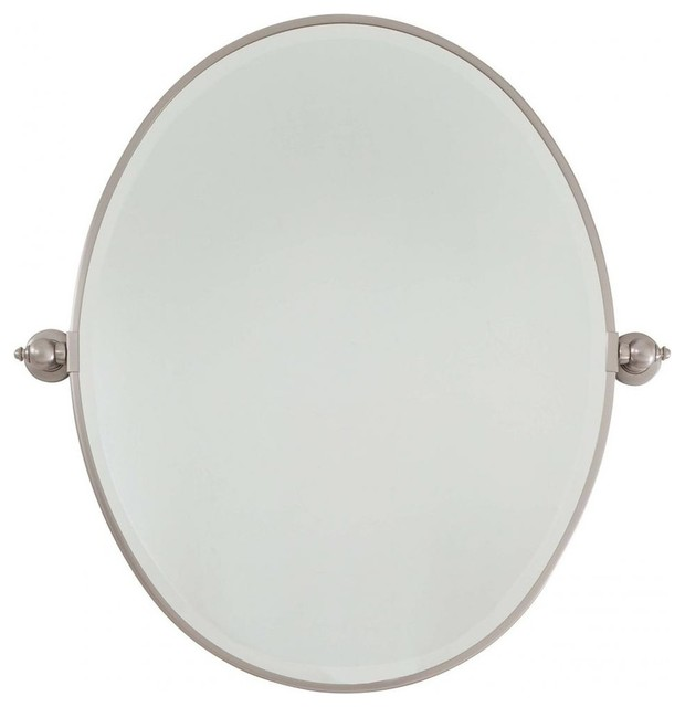 oval pivot bathroom mirror minka lavery pivot mirrors large oval mirror traditional 19818