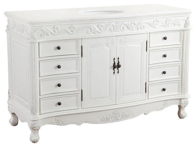 Spectacular Victorian Bathroom Vanities And Sink Consoles by Chans Furniture
