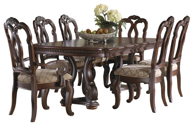 brand new cf977 5d89a Sanibel Carved Dining Table, Table Only