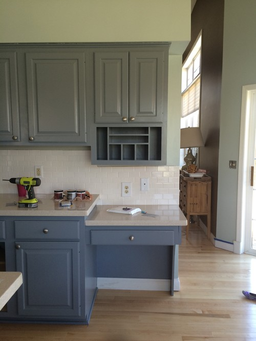 Charmant Kitchen Cabinets Came Out Wrong!