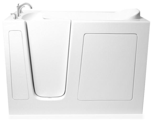 ARIEL EZWT-3048 Soaker Series Walk-In Tub