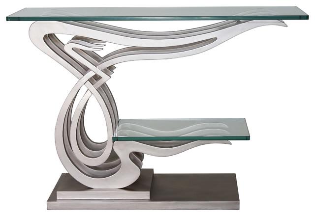 Shop Houzz Gilani Furniture Inc Art Nouveau Console With