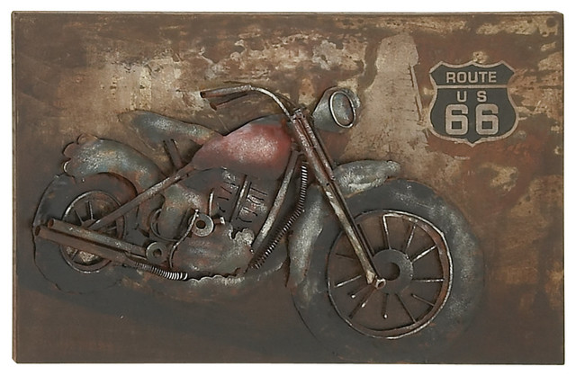 Industrial Metal Wall Art astute and artistic metal wall decor - industrial - metal wall art