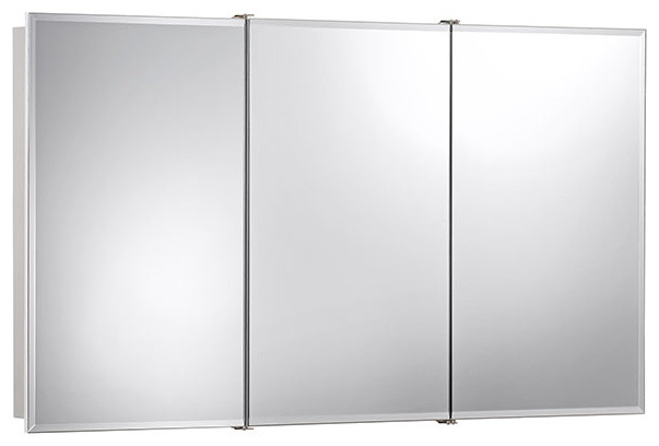 "Ashland 48""x28"" Surface Mount Medicine Cabinet - Contemporary - Medicine Cabinets - by Luxury ..."