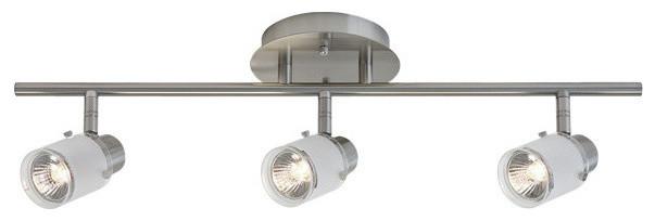Kuzco Lighting 81363bn Track Halogen Brushed Nickel