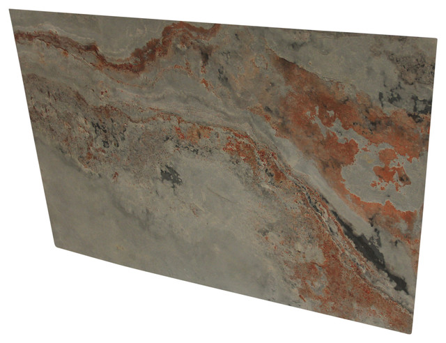 Flexible Stone Veneer : Thin flexible stone veneer sheet autumn pearl