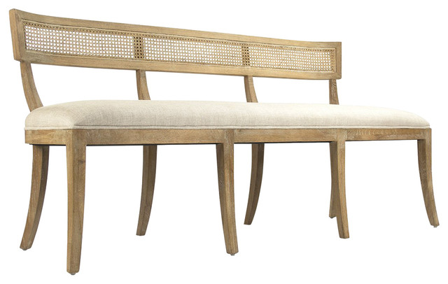 Carvell Bench.