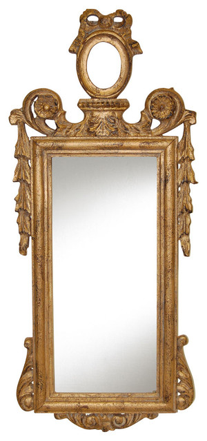 Ornate French Mirror Victorian Wall Mirrors By