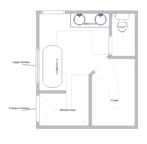 Need Help Planning Ventilation In Bathrooms