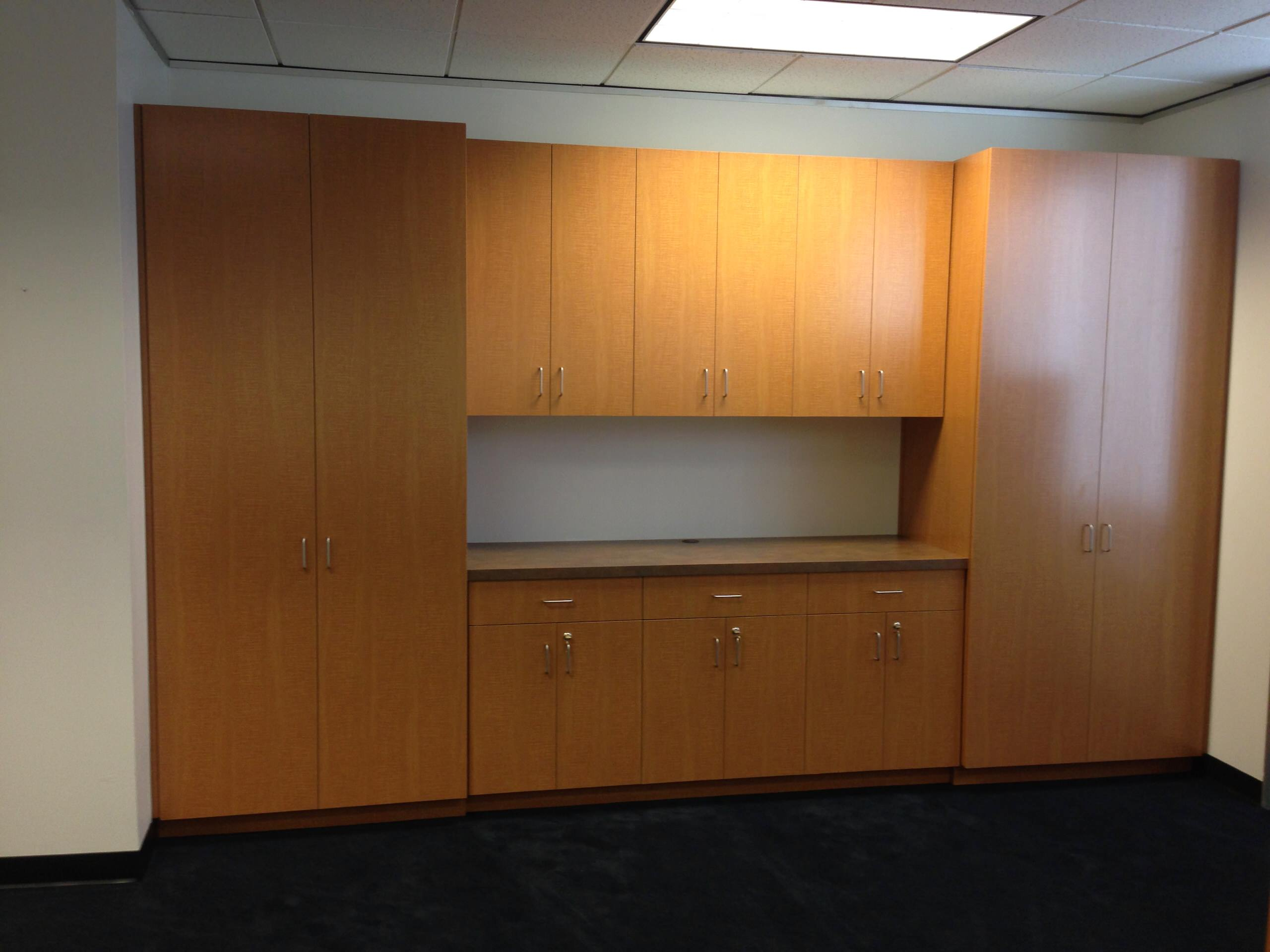 Conference Room Cabinetry - Commerce