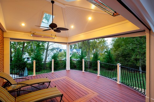 How Much Does It Cost To Add A Skylight Your Screened In Porch Homeowners Are Often Intrigued By The Idea Of Adding Their Screene