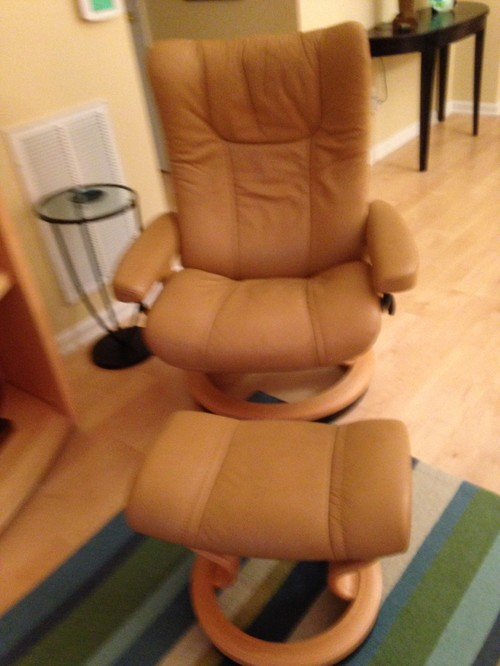We Have The Receipts That Show The Double Recliner Was $4000 And The Single  Chair And Ottoman Were $1500. Is Anyone Familiar With This Brand And The  Re Sale ...