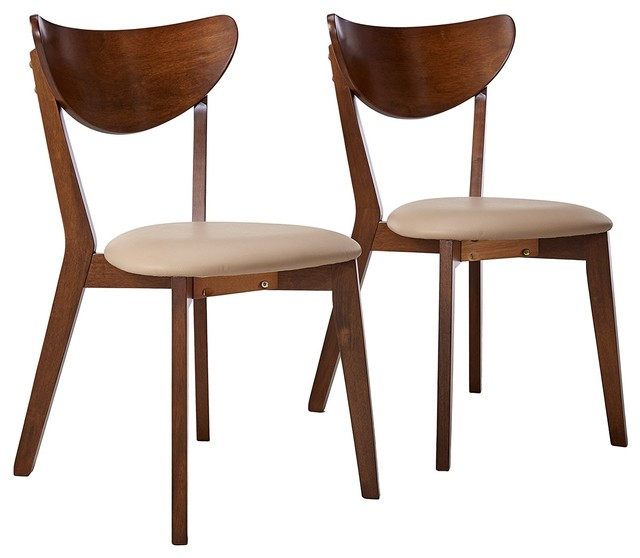 Coaster Home Furnishings Mid Century Modern Side Chair Set Of 2