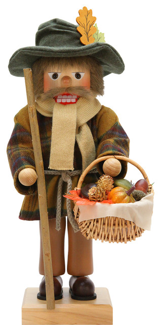 Christian Ulbricht Nutcracker, Harvest