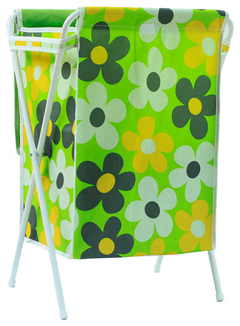 Foldable Laundry Hamper 37x32x60cm42.