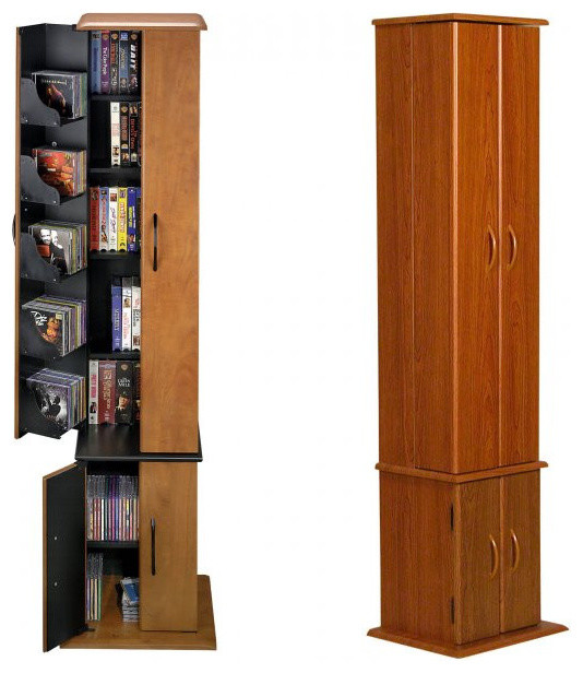 "... 17 1/2""W x 15""D - Transitional - Media Cabinets - by Harvey & Haley"