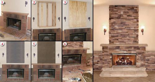 Before You Begin: 1. Before adding any type of Coronado Stone veneer products