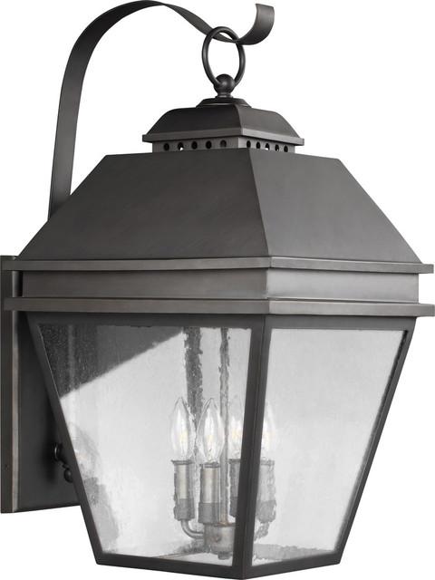 Feiss 4-Light Outdoor Lantern
