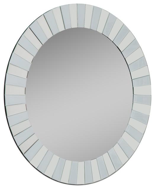 Kiara Modern Bathroom Mirror.