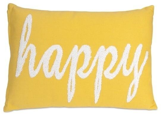 Suzie Happy Pillow.