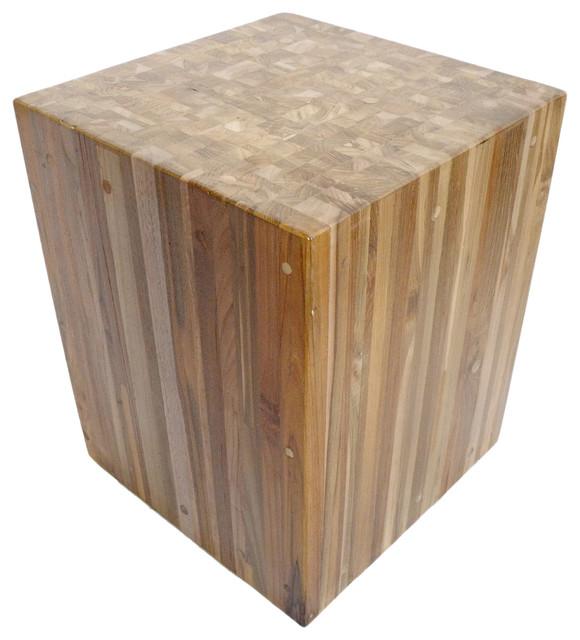 Tremendous Wood Cube Stool Unemploymentrelief Wooden Chair Designs For Living Room Unemploymentrelieforg